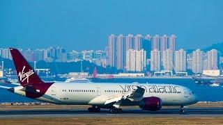 Landing Plane at Hong Kong International Airport/Посадки самолетов. Международный Аэропорт Гонконга(, 2017-04-25T09:14:42.000Z)