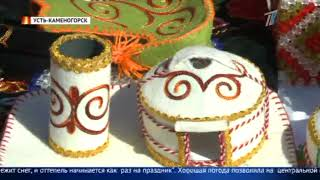 По всему Казахстану празднуют Наурыз