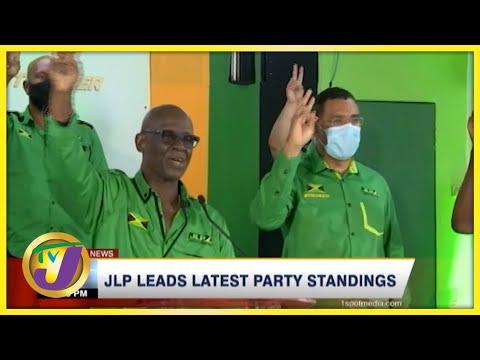 JLP Leads in Latest Polls | TVJ News - Sept 22 2021
