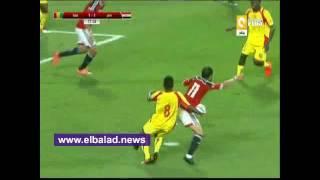 رمضان صبحي يهدر ركلة جزاء أمام غينيا .. فيديو