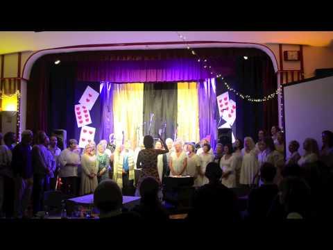 St Dogmaels singing village  Concert for Syria