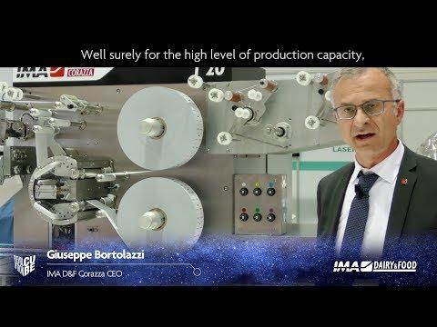 I20 Corazza | Full interview with Giuseppe Bortolazzi, IMA D&F Corazza CEO