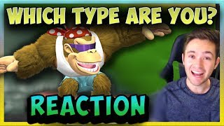 Download TWD98 Reacts to MKWii Which Type Are You? Mp3 and Videos