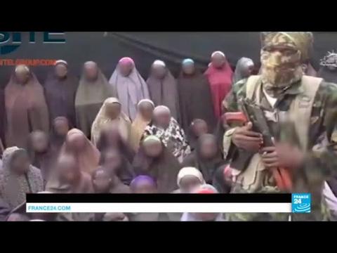Nigeria : 82 filles de Chibok, enlevée par Boko Haram il y a trois ans, ont été libérées