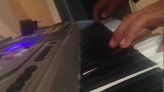 фатима ва зухра - на пианино