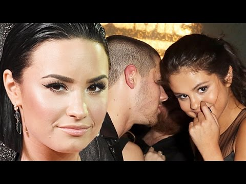 Demi Lovato Reacts To Selena Gomez & Nick Jonas Dating Rumors