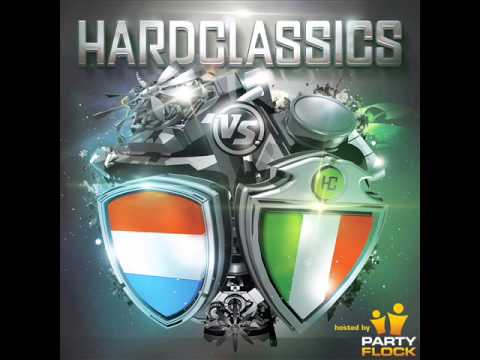 Tatanka - Live Set @ HardClassics - Holland vs Italy 21-02-2015