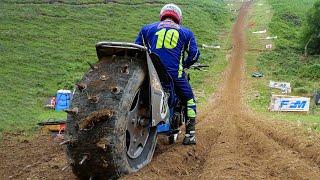 Subida Imposible Arette | Motos Monster modificadas | Hill Climb