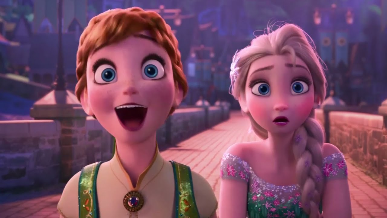 The New Frozen Fever Song Is Here