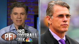 Report: Minnesota Vikings nearing extension with GM Rich Spielman | Pro Football Talk | NBC Sports
