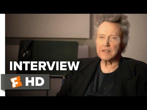The Jungle Book Interview - Christopher Walken (2016) - Adventure Movie HD