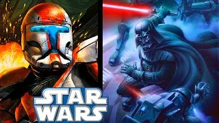 The Clones That ATTACKED Darth Vader After Order 66 - Star Wars Explained