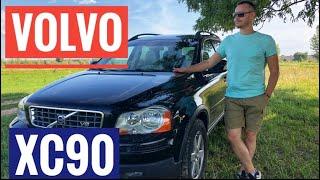 Volvo самый недооцененный бренд на рынке б/у авто! Обзор Volvo XC90 V8 4.4 от Сергея Бабинова