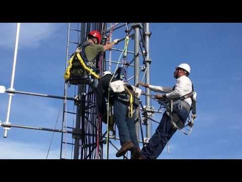 PSC Tower Climbing And Rescue Training