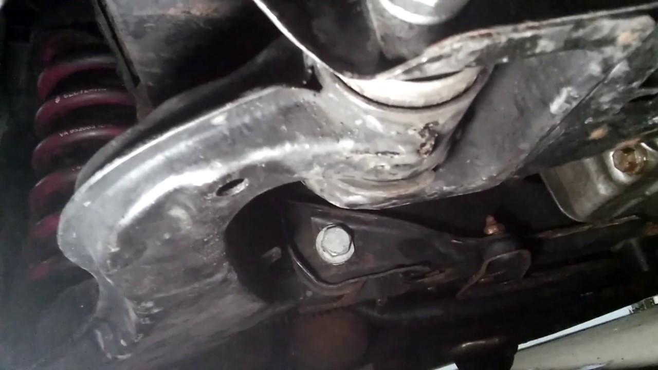 Camber And Caster >> Mercedes Front Camber Bolts Installation/ Передние развальные болты - YouTube