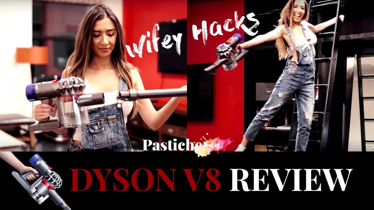 Dyson V8 Absolute Review. How do I clean my NYC apartment? - YouTube