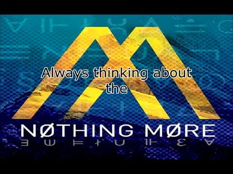 Nothing More Jenny lyrics HD