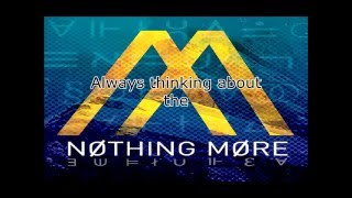 Nothing More- Jenny lyrics [HD]