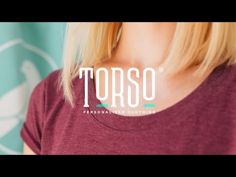 Printed hoodies and t-shirts by Torso Clothing