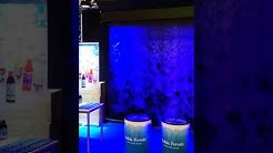 FogScreen @ Mahla Forest exhibition stand