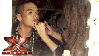 The Boys and The Groups get glammed up with Very!  | The X Factor 2015
