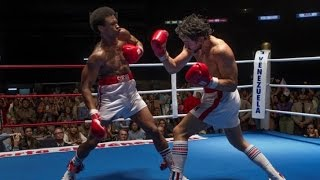 HANDS OF STONE MOVIE REVIEW BY DONTAE'S BOXING NATION