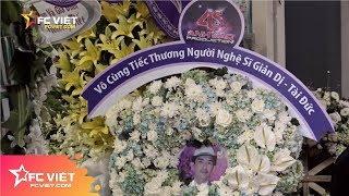 Tiếng hát bạn bè vỗ về Minh Thuận trong giấc ngủ ngàn thu