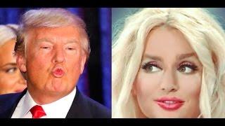 Trump ve Banu Alkan ilişkisi bomba gibi düştü 😱🙈