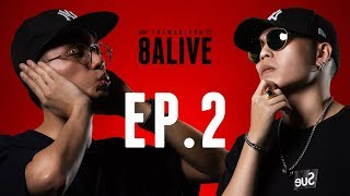 TWIO4 : EP.2 AUTTA vs PERM.YARB (8ALIVE) | RAP IS NOW