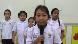 รีวิวนับเลข ๕ ภาษา  ไทย  พม่า จีน  อังกฤษ  อีสาน