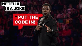 Kevin Hart Took His Son's Phone But Forgot One Thing | Netflix Is A Joke