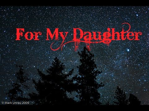 For my Daughter (Digital Poetry Project)