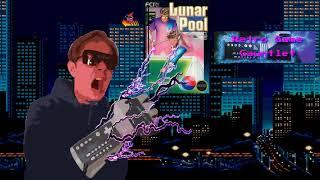 Retro Game Gauntlet [part 9] [NES: Lunar Pool & Isolated Warrior]