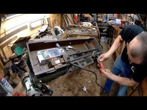 harbor freight bandsaw dc motor upgrade revisited part 1