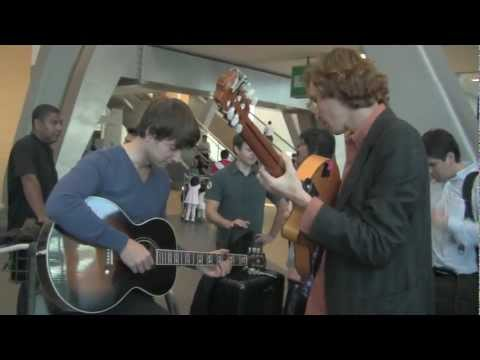 Kings Of Convenience - Boat Behind - Lima's Airport (HD)