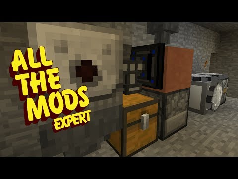 All The Mods Expert Mode - COPPER INGOTS [E04] (Minecraft Expert Mod Pack)