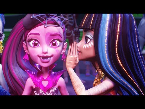 Monster High™ 💜⚡️Truth or Scare   Electrified   Cartoons for Kids