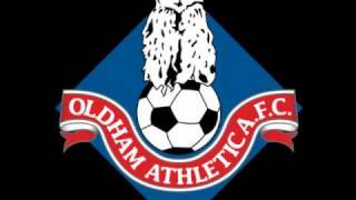 Boys In Blue - Oldham Athletic  Song