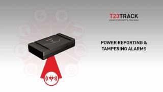 Tramigo T23 Track Firmware Features