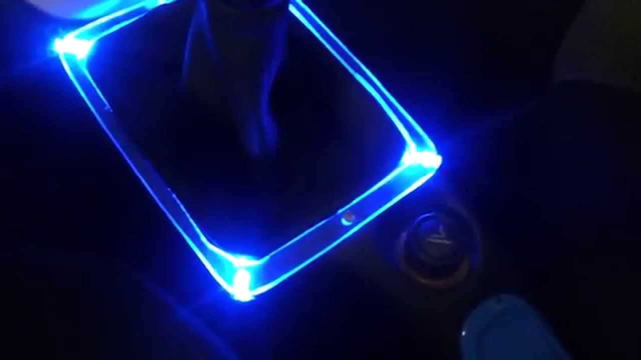 Peugeot 206 interior leds tuning youtube for Peugeot 206 tuning interieur