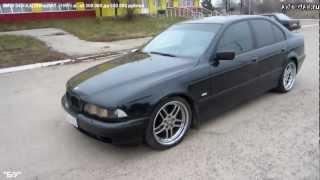 BMW E39(540i) Тест-драйв.Anton Avtoman.(Соблюдайте правила дорожного движения! http://vk.com/id132523895 Добавляйтесь в друзья!) http://www.facebook.com/anton.vorotnikov https://plus.g..., 2012-11-28T08:28:18.000Z)