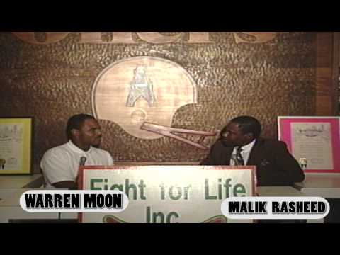 WARREN MOON INTERVIEW 3 DAYS BEFORE HE THREW FOR A PERFECT 527 YARDS AND NO INTERCEPTION