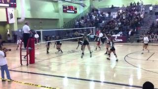 Granada vs. Carson Volleyball City Championship 2010 Thumbnail