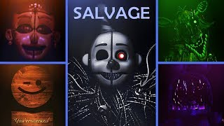 FNAF 6 - Custom Salvage Minigames #1