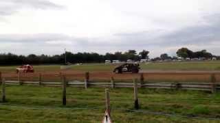 Star autograss class 6 5/10/2014 NS78 Michael Reynolds 3rd heat DNF (crash)