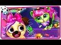 Kiki & Fifi Halloween Salon - Scary Pet Makeover - Fun Halloween Costume Dress Up Games for Kids