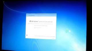 Переустановка Windows 7 (3 часть)