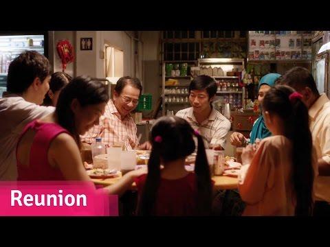 Reunion 团圆饭  Singapore Short Film  Viddsee.com