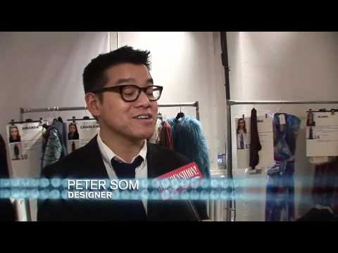 Peter Som AW10-11 - Videofashion Daily