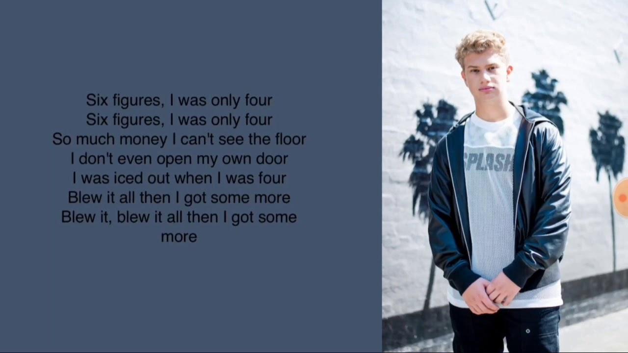 Justin Roberts Six Figures Lyrics